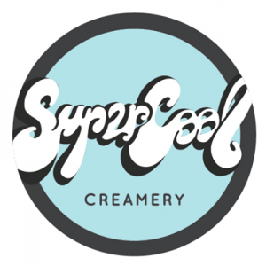 SuperCool Creamery Logo